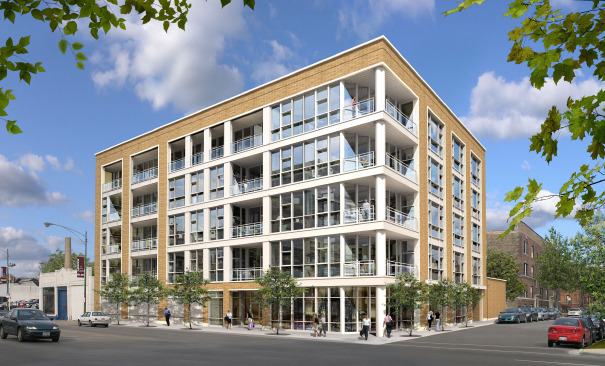 Vue Condos breaks ground