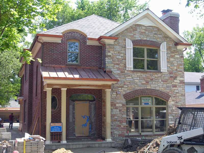 Rent or buy this newer single-family in downtown Winnetka