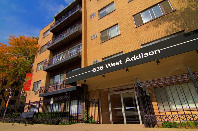 536 West Addison apartments, Lakeview East