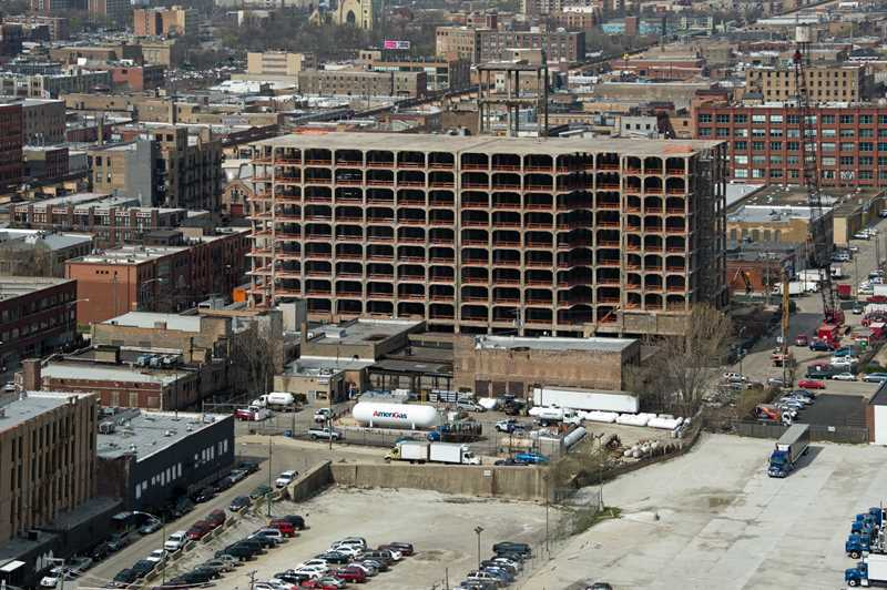 A Fulton Market Cold Storage update