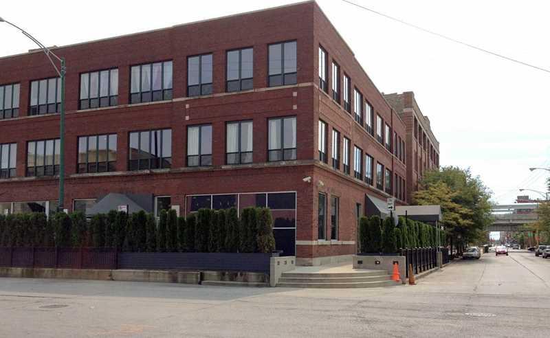 945 West Fulton lofts, 945 W Fulton St, Fulton Market / West Loop