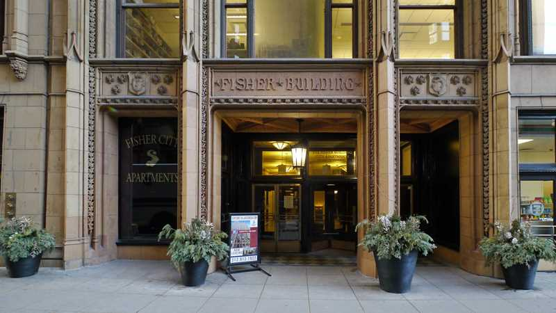 Fisher Building, Chicago