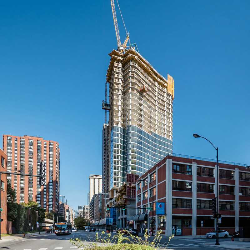 An up-to-date look at new downtown apartment projects