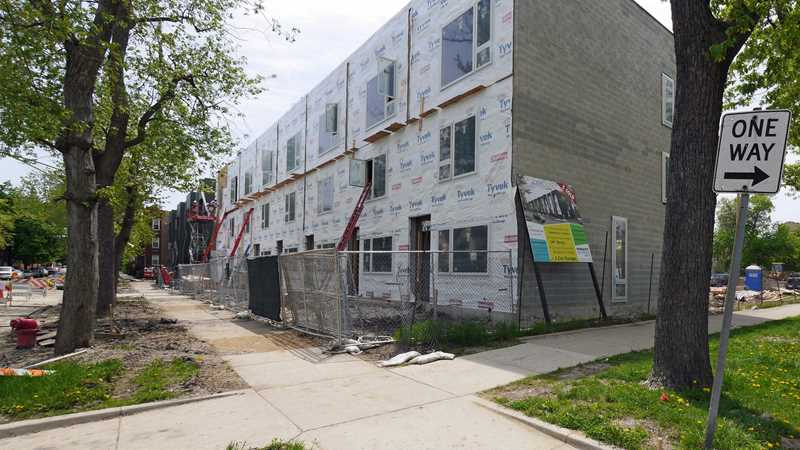 Construction update: Flexhouse2 in Logan Square