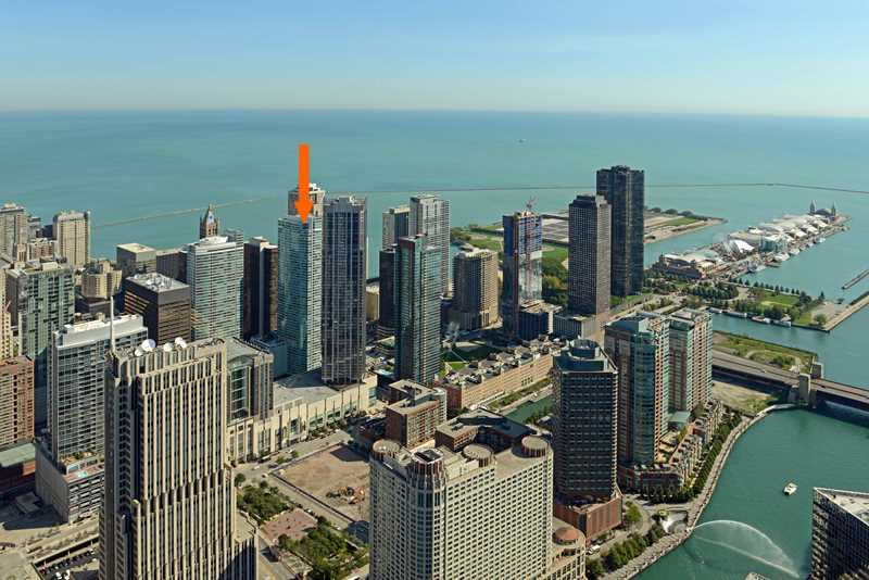 Luxury Streeterville apartments get upgrades and a new name