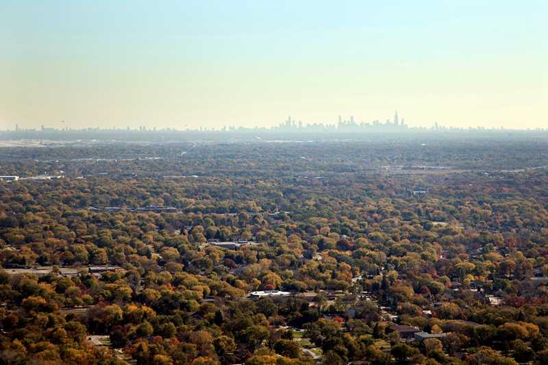 Metro Chicago third quarter sales volume highest since 2007