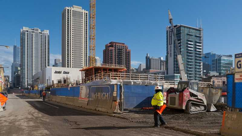 Five years ago today the Tribune reported plans for Kinzie Station