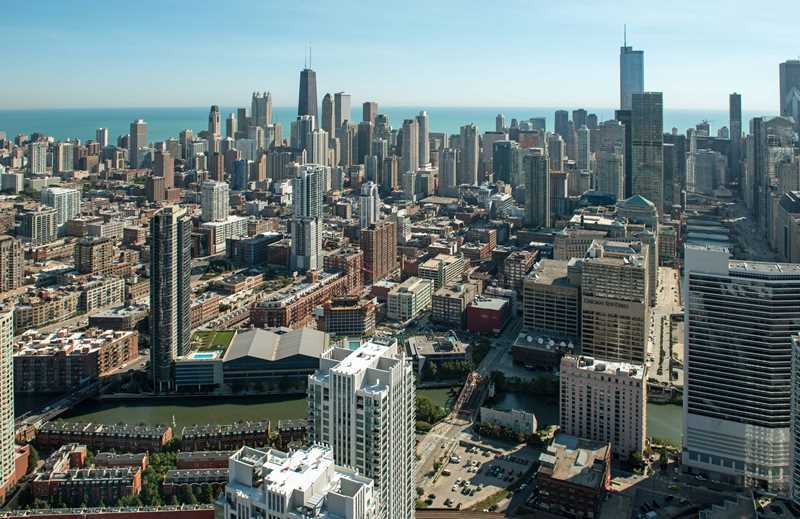 An up-to-date at-a-glance River North apartment list