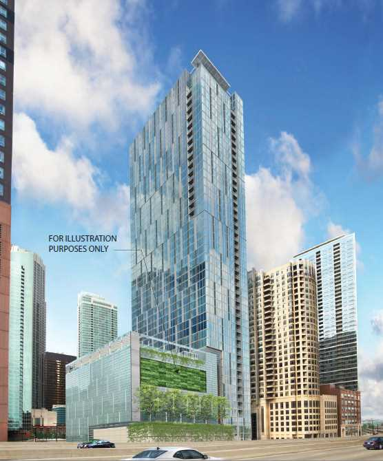 """Alderman Reilly """"directs"""" redesign of 500 Lake Shore Drive"""