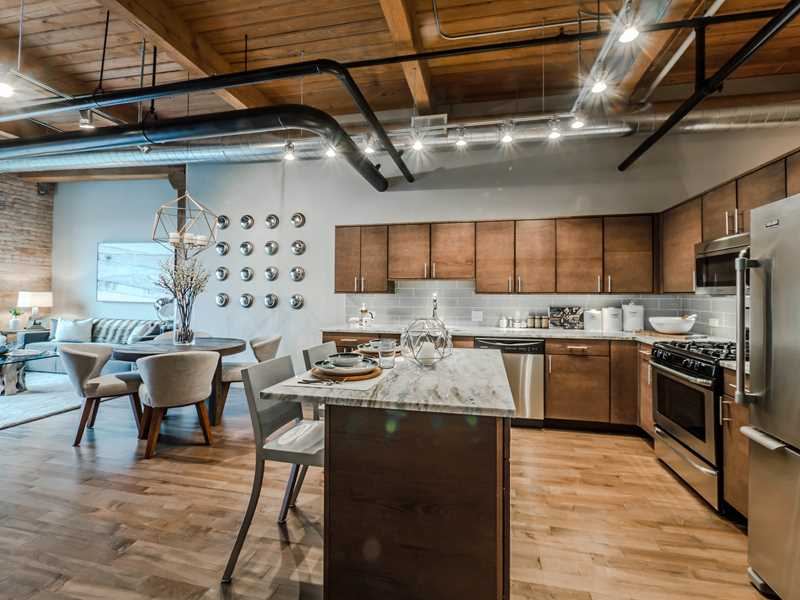 A list of downtown Chicago loft apartments