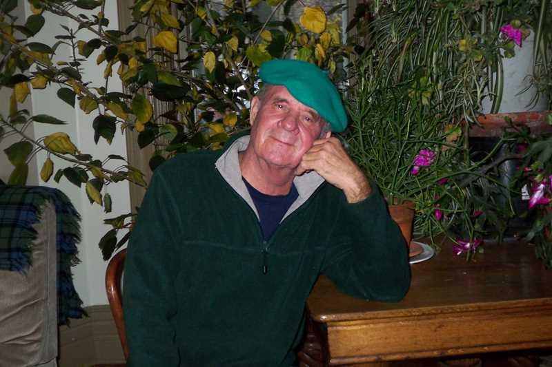 Master architectural preservationist Bill Lavicka