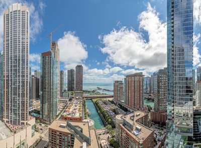 Enjoy the views from Streeterville's stunning new 465 North Park apartments