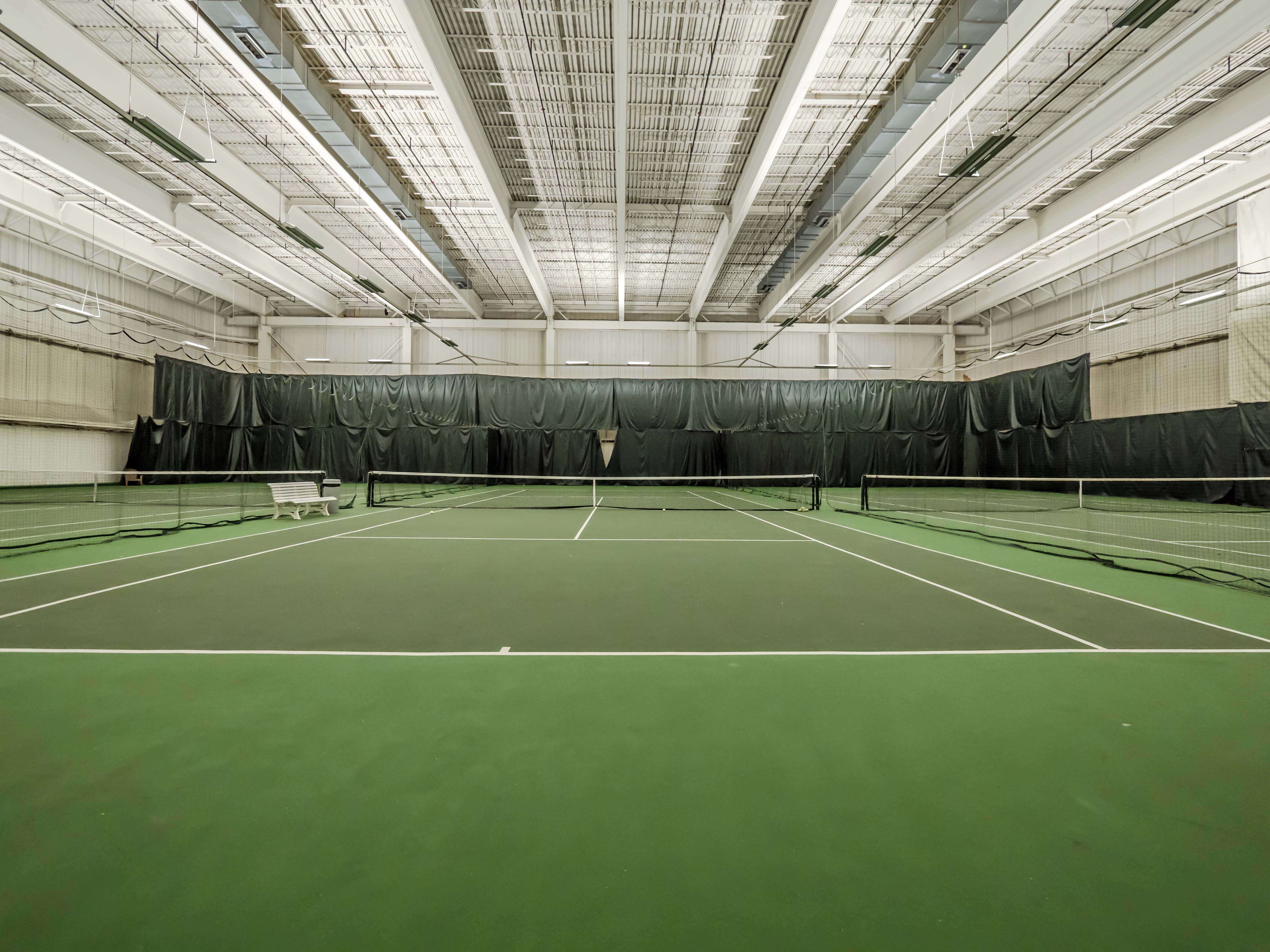 indoor tennis courts chicago