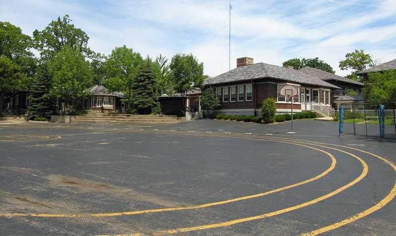 Hubbard Woods School, Winnetka, IL