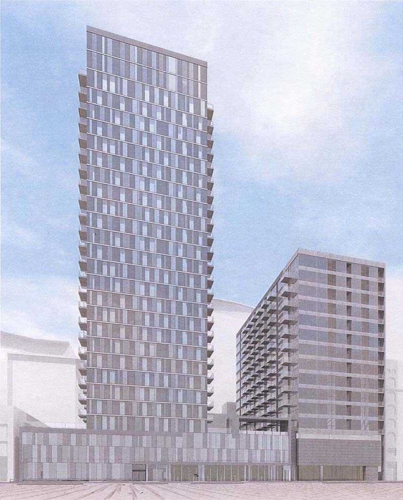 Are new high-rise condos thinkable or un?