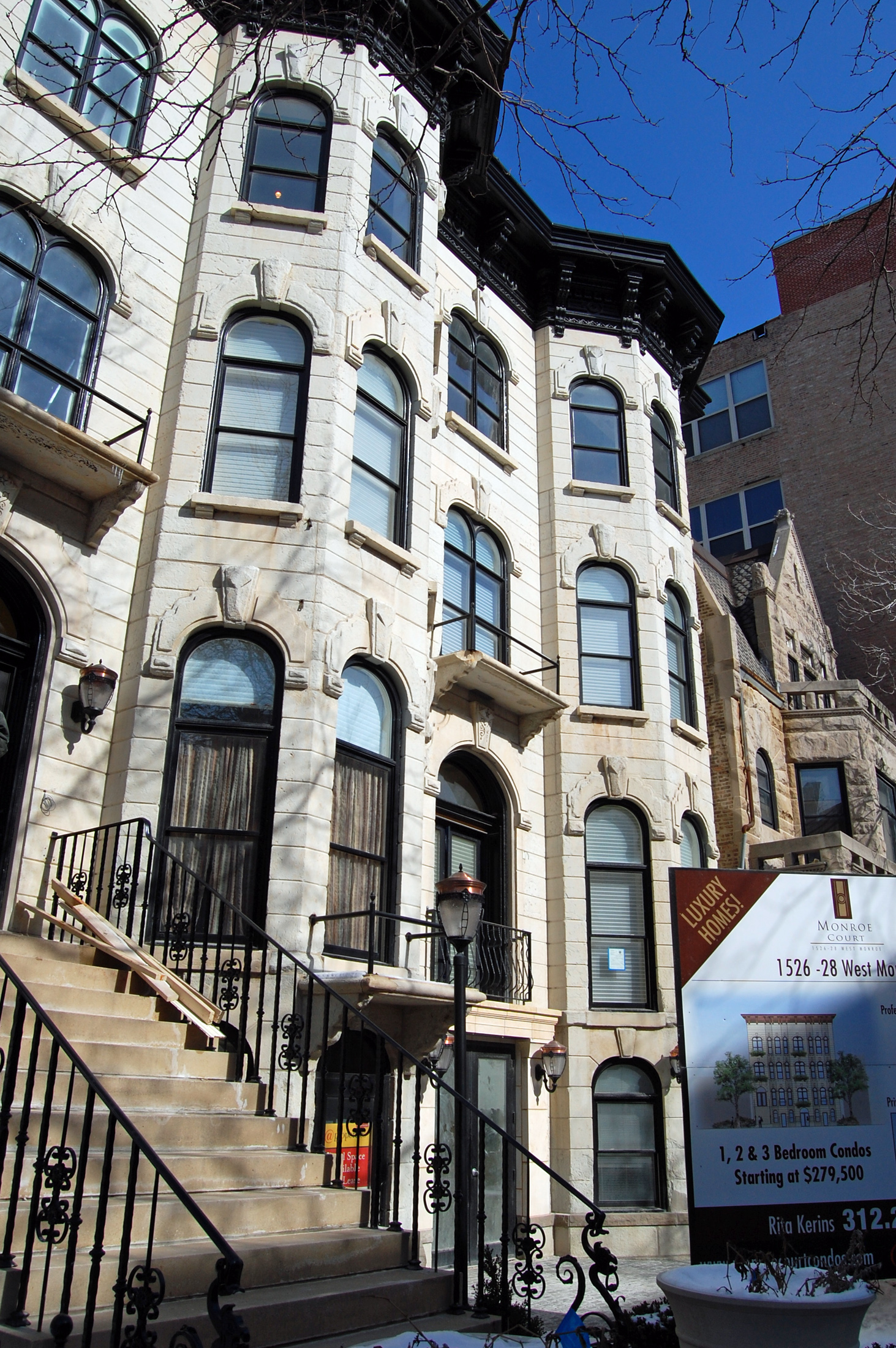Sales update: Five units remain at Monroe Court rehab