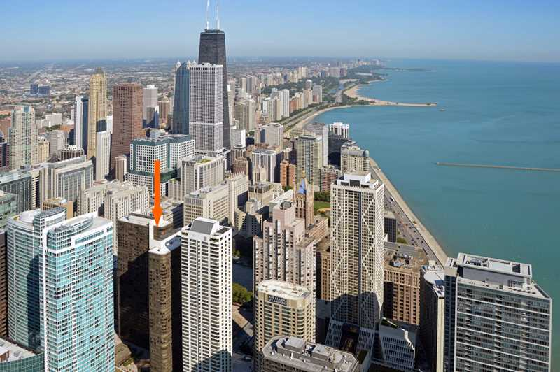 Live rent-free in Streeterville at McClurg Court