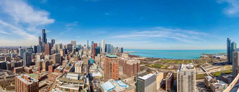 New South Loop apartment tower has a near-everything location