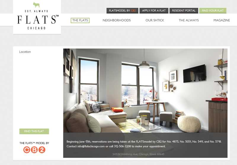 Grading Flats Chicago – Incomplete, Fail