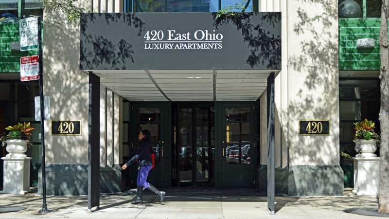 420 East Ohio apartments, 420 E Ohio St, Streeterville