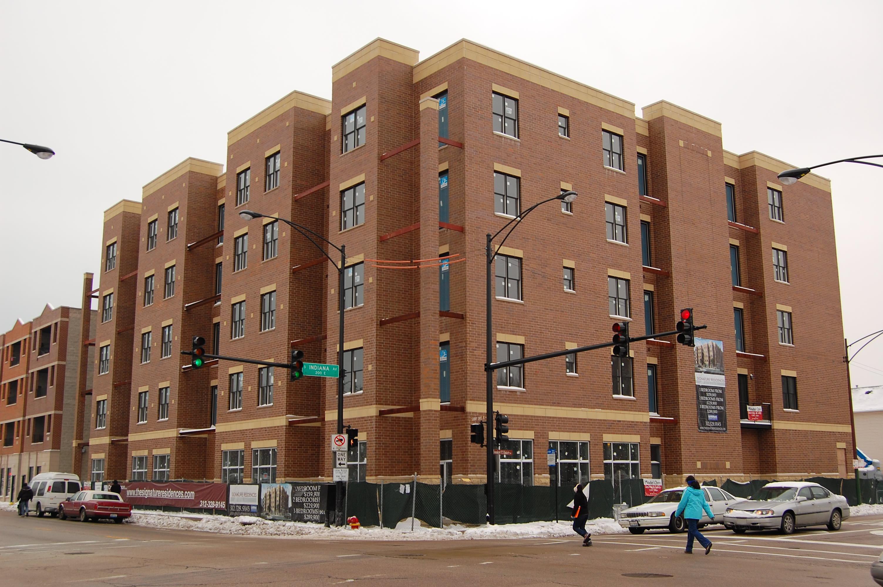 New homes roundup bronzeville condos yochicago - 2 bedroom apartments in bronzeville chicago ...