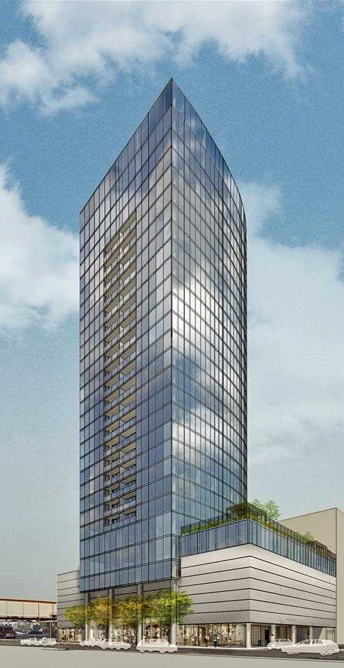 West Loop apartment tower poised for January start