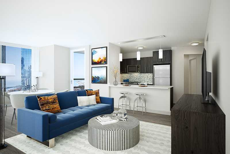 Live rent-free at Streeterville's newest apartments