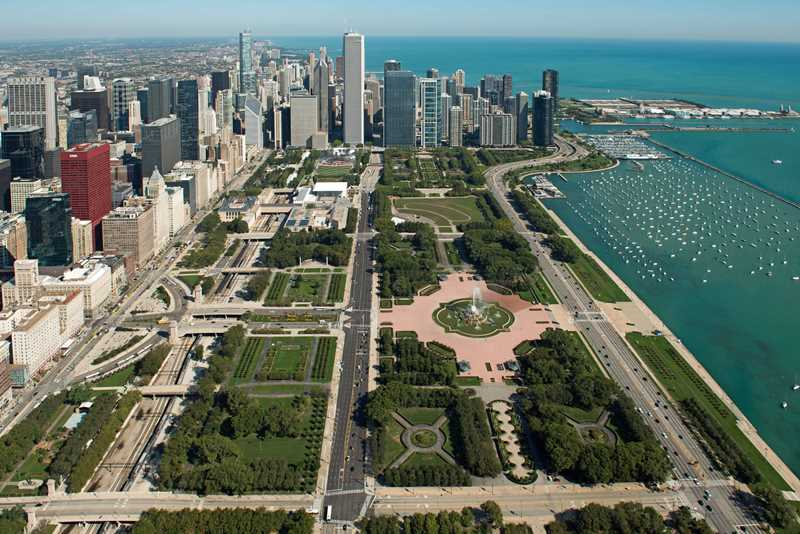 Chicago had largest downtown population growth from 2000 to 2010