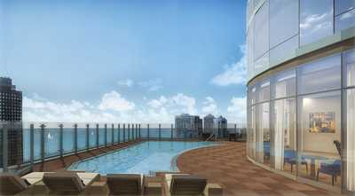 Streeterville's newest apartment tower is renting now for late July