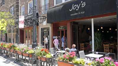 Joy's, Chicago