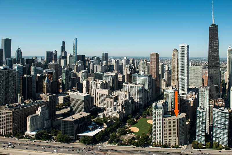 850 Lake Shore Drive slates occupancy for late this year