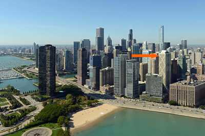 Video – furnished models at Streeterville's 60-story Axis apartments
