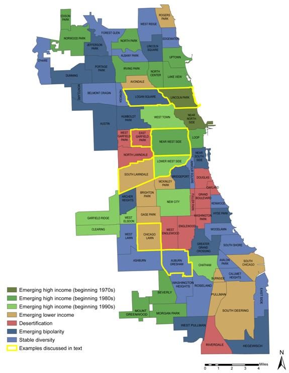 Report measures neighborhood income diversity YoChicago
