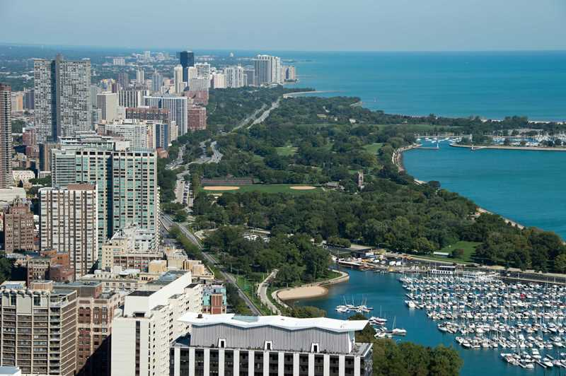 MLS-listed north lakefront rentals, ups and downs