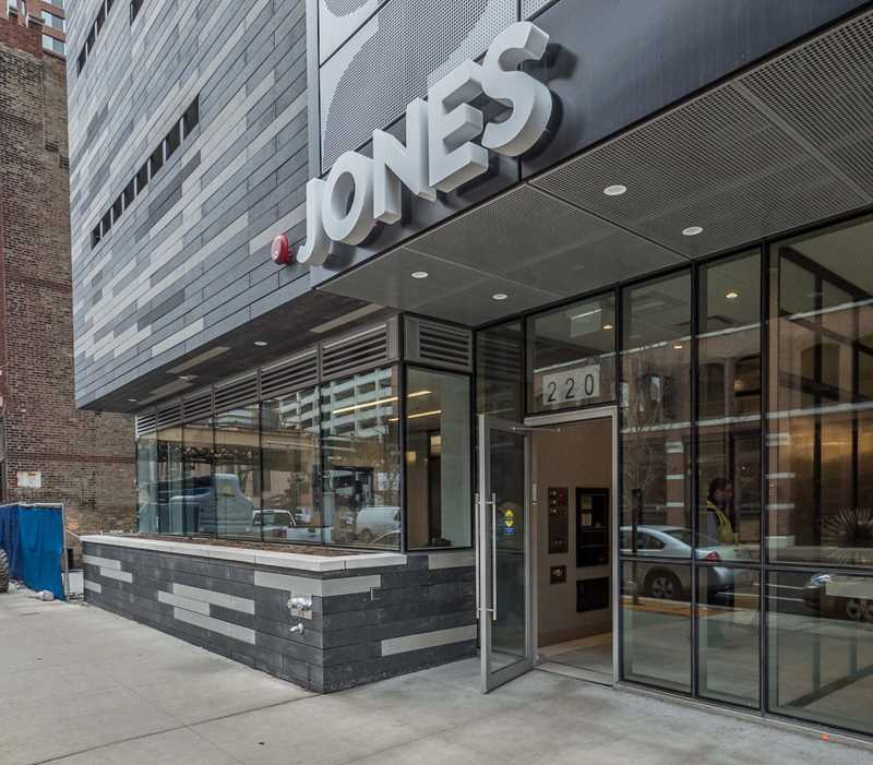 Early move-ins at Jones Chicago renting sight-unseen