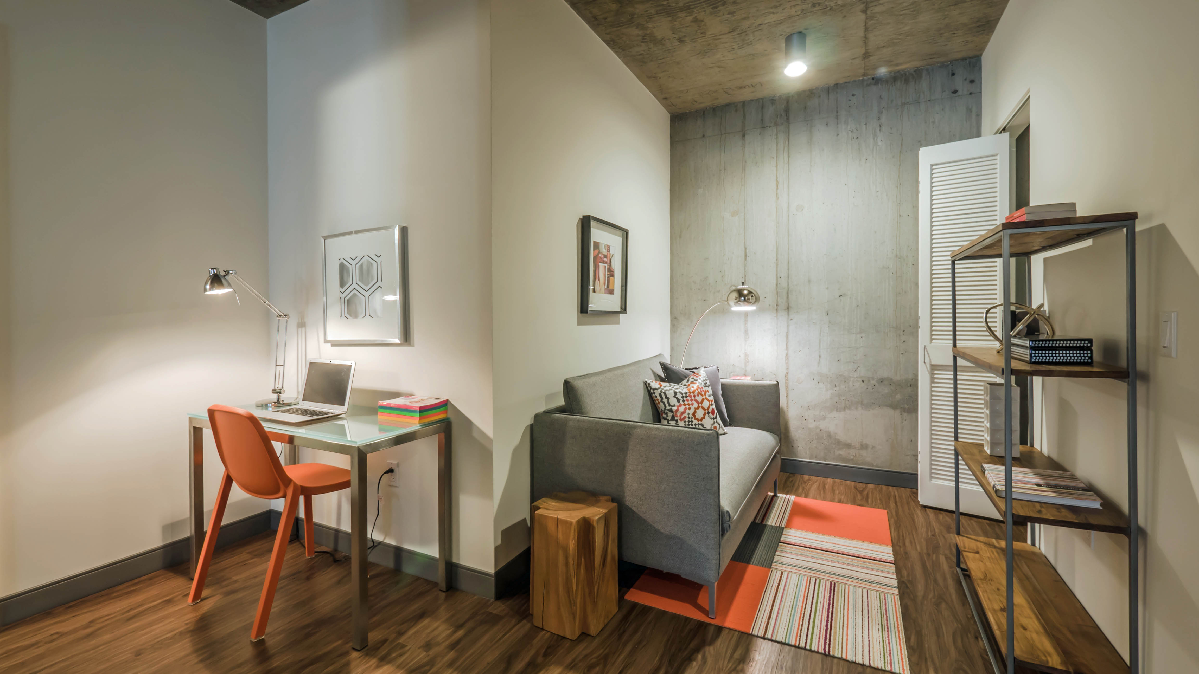 one bedroom with den. JeffJack  Rent a new West Loop one bedroom with den study YoChicago