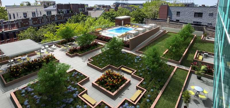 Lakeview's Halsted Flats apartments are almost move-in ready