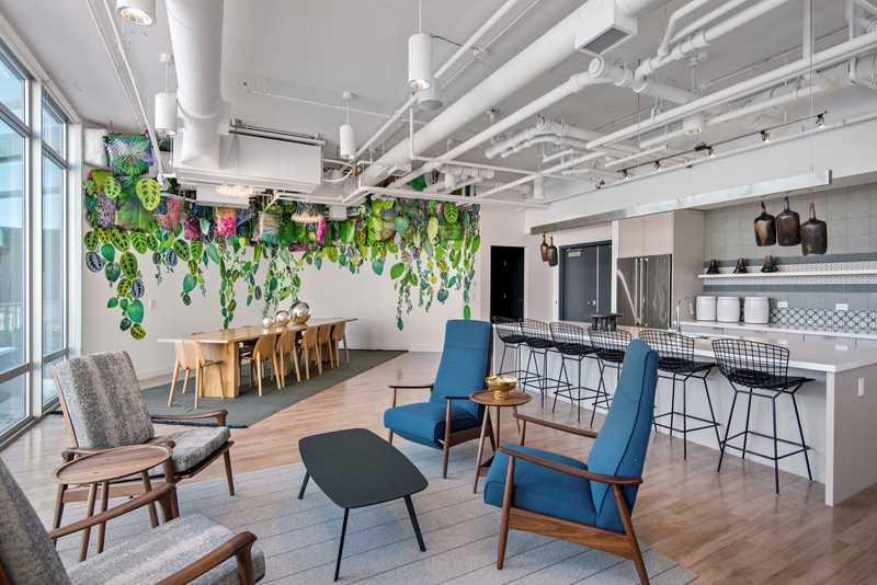 Spoke apartments, Chicago, Jim Tschetter photo