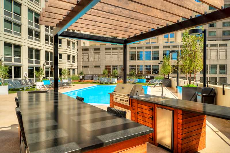 Today's deal – Free rent in a prime River North location