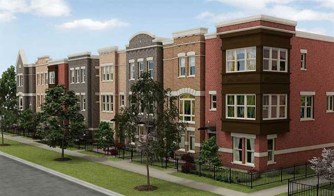 Low-interest, 30-year, fixed-rate mortgages available at Lexington Square in Bridgeport