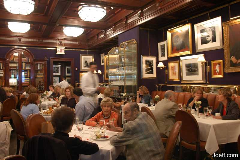 Joeff Davis photo, Ralph Lauren restaurant, Chicago, IL