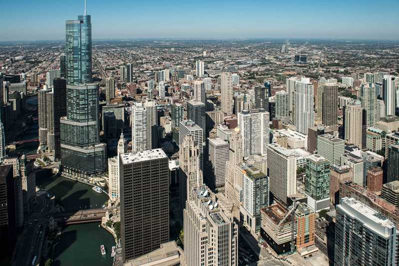 An up-to-date River North at-a-glance apartment list