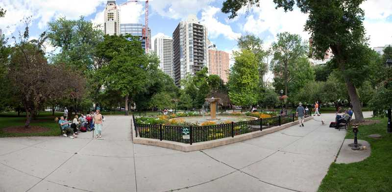 Kardas Photography, Washington Square Park, Chicago, IL