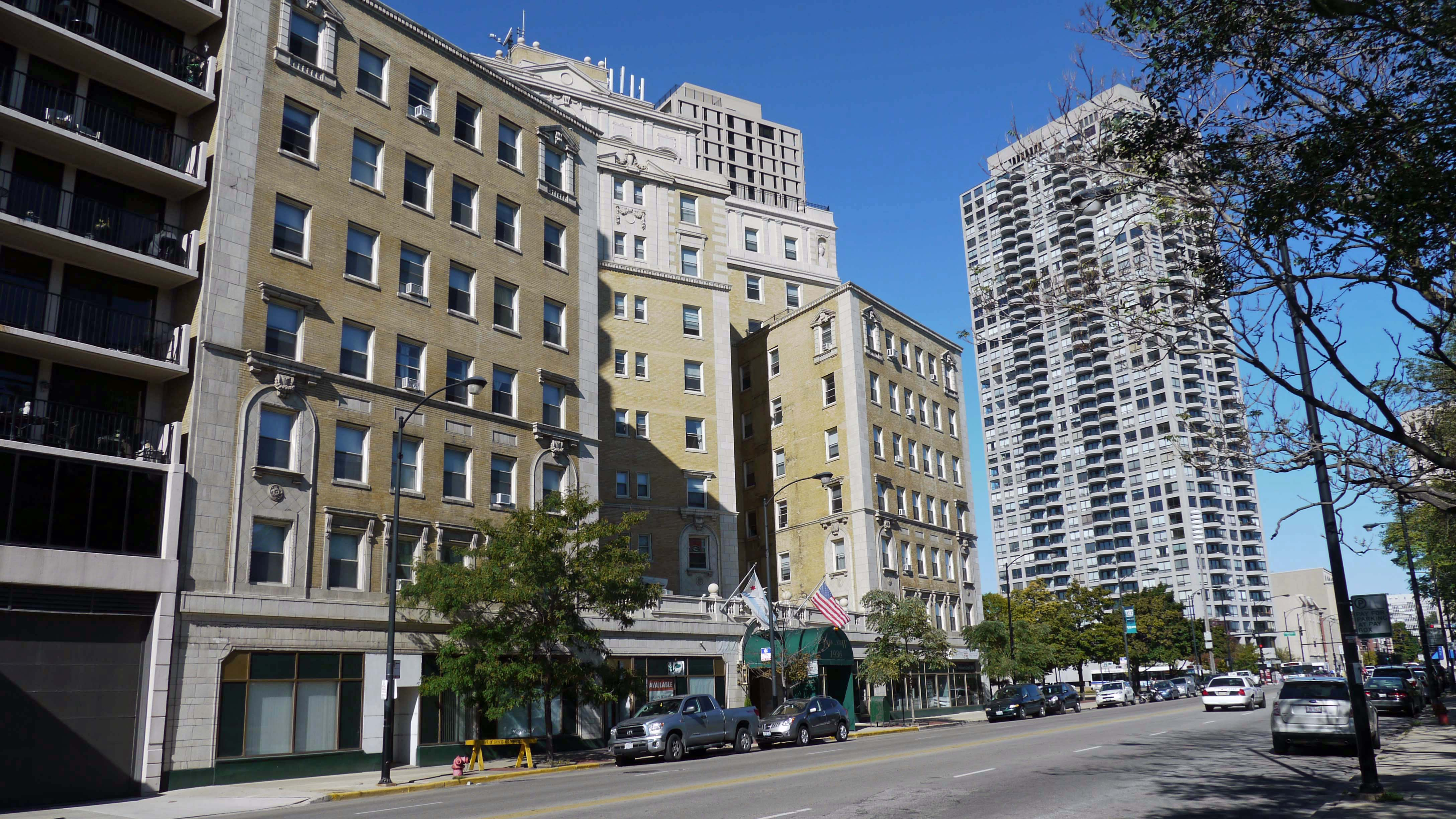 lincoln belden park hotel chicago apartments il stratford the west n