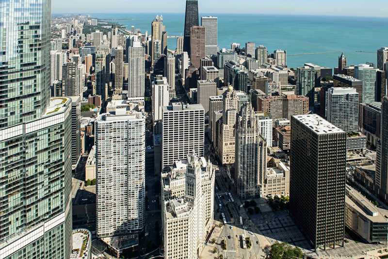 Increased competition for distressed properties in downtown Chicago