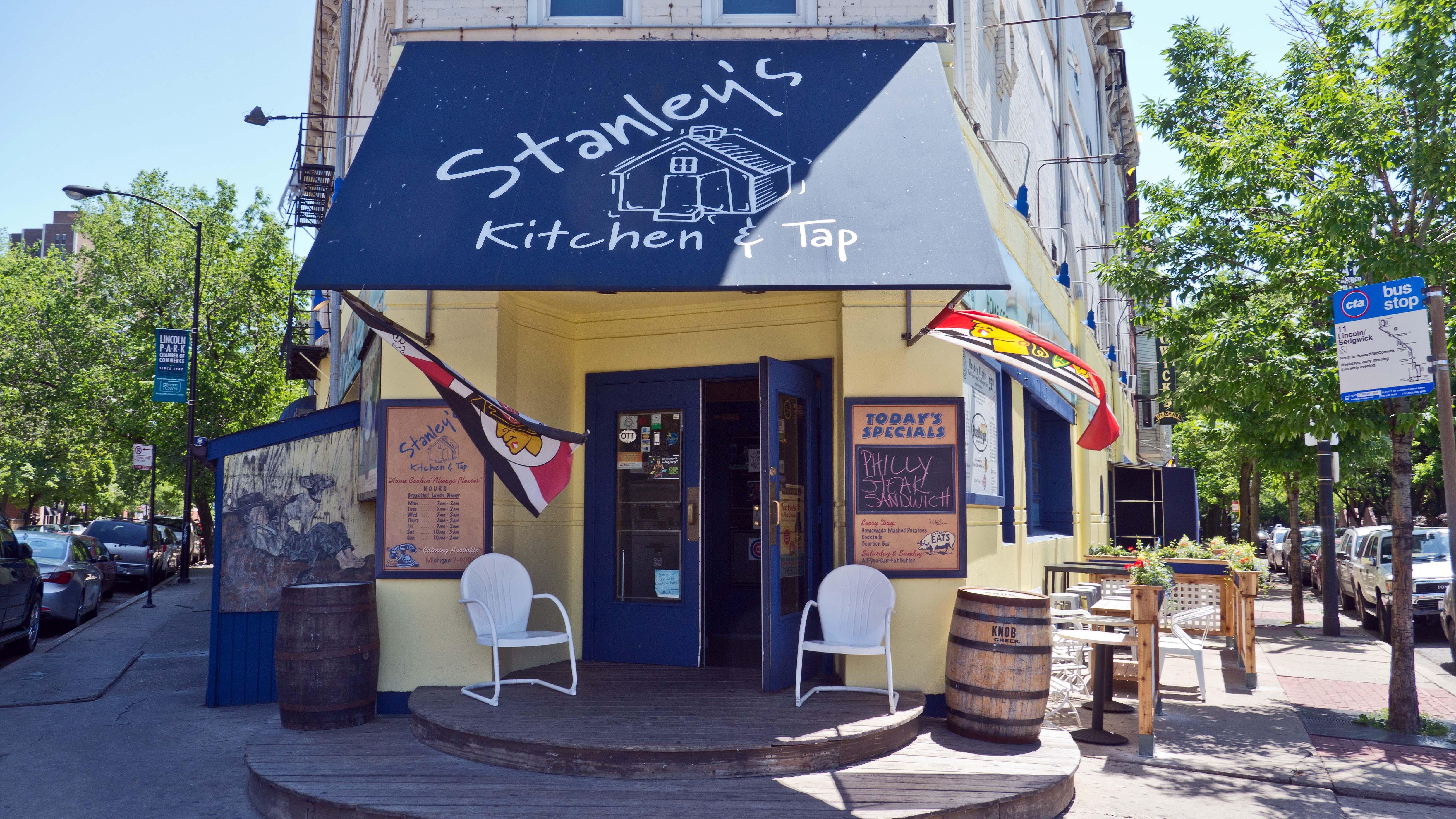 Stanley S Kitchen