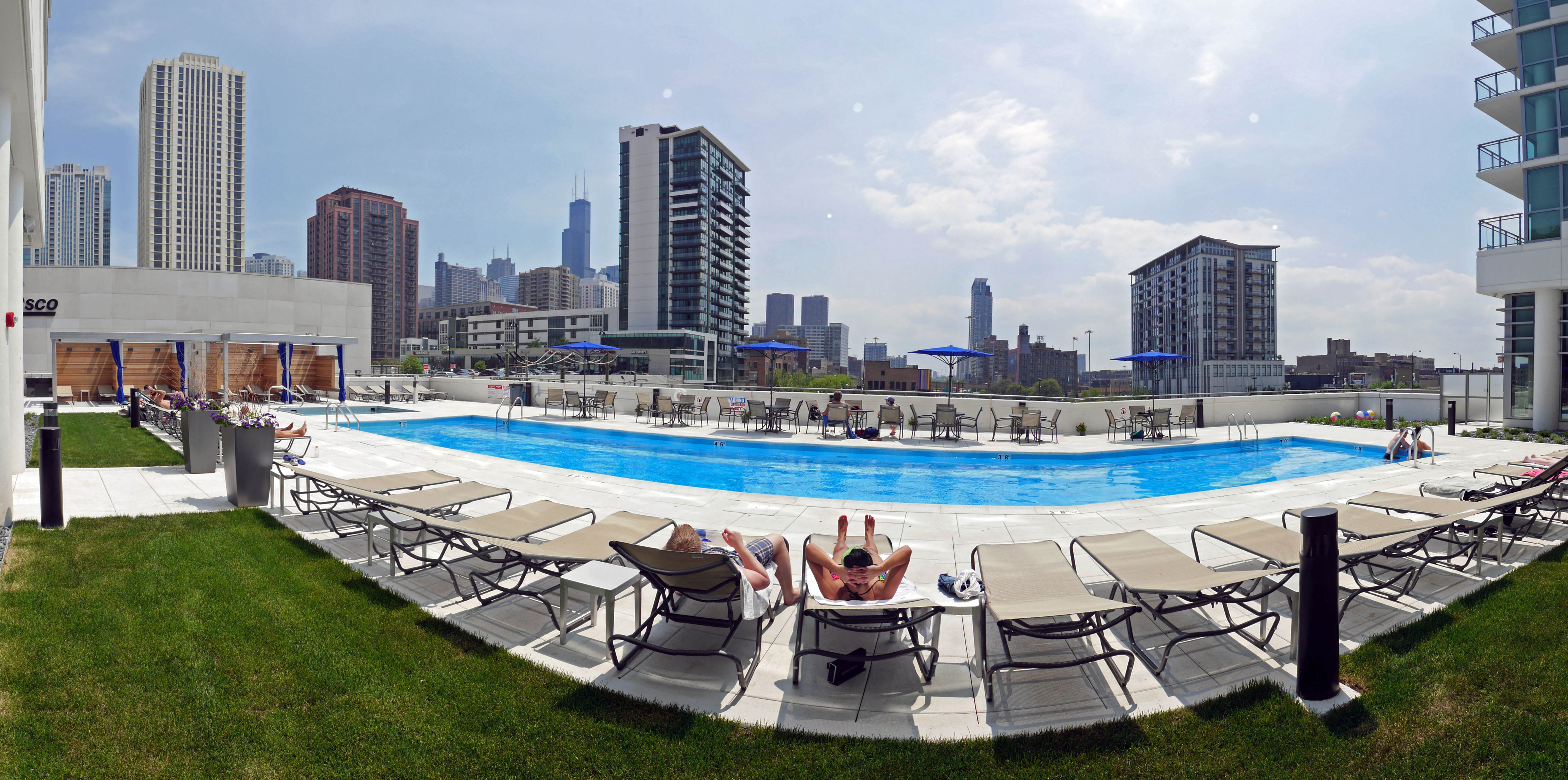 K2 apartments awarded leed silver certification yochicago at xflitez Image collections