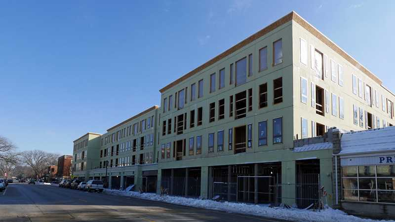 An update on new Evanston apartments