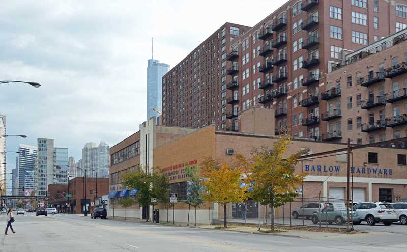 New apartments slated for River North
