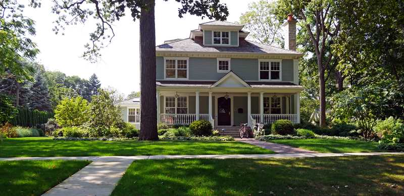 Can an off-lakefront Wilmette home command $4.5 million?